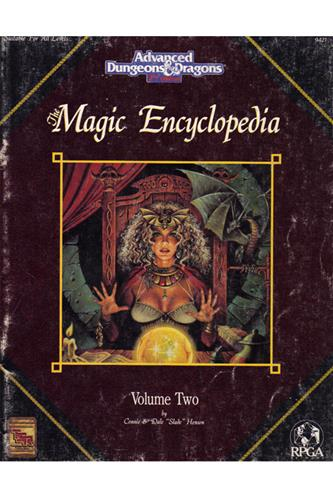 The Magic Encyclopedia - Volume Two