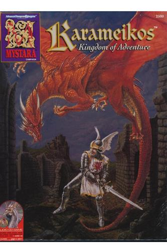 Karameikos: Kingdom of Adventures