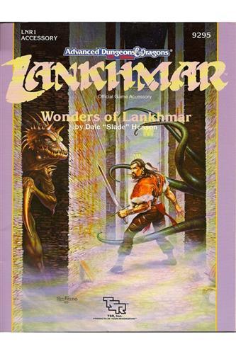 Lankhmar - Wonders of Lankhmar