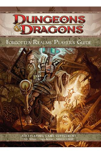 Forgotten Realms Player's Guide