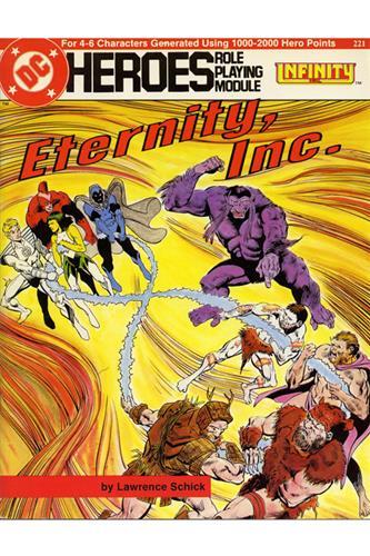 Eternity, Inc.
