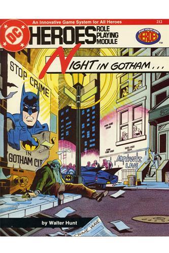 Night In Gotham