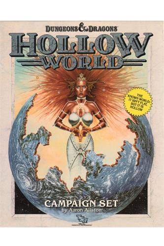 Hollow World - Campaign Set