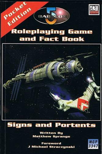 Roleplaying Game and Fact Book - Pocket Edition