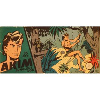 Akim 1959 Nr. 1
