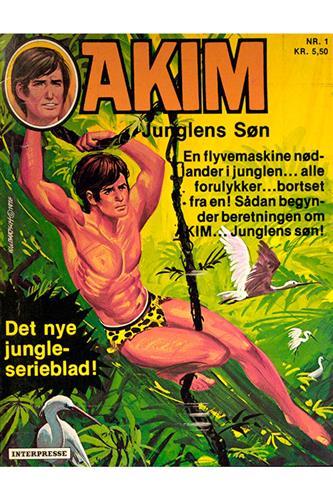 Akim Pocket  1977 Nr. 1