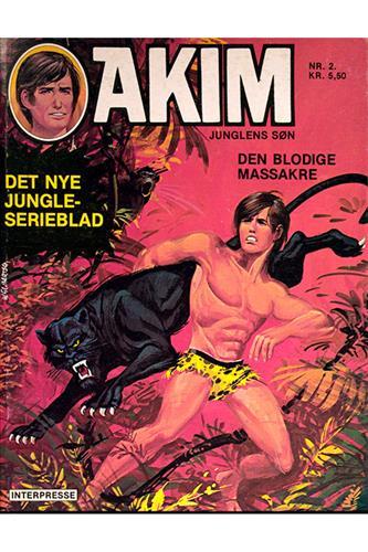 Akim Pocket  1977 Nr. 2