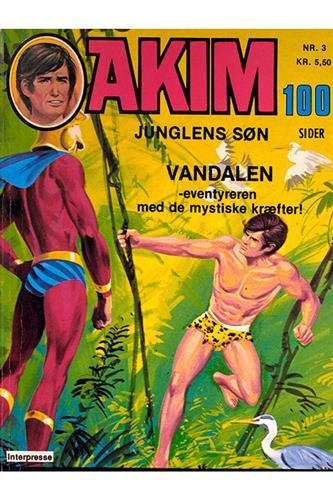 Akim Pocket  1977 Nr. 3