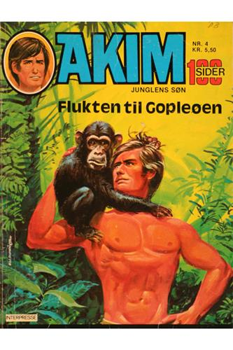 Akim Pocket  1977 Nr. 4