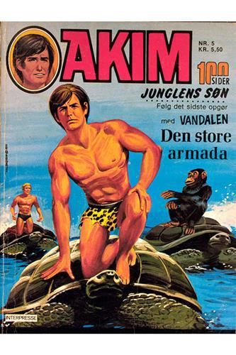 Akim Pocket  1977 Nr. 5
