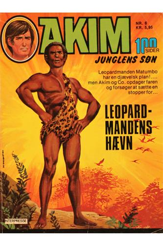 Akim Pocket  1977 Nr. 6