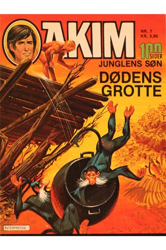 Akim Pocket  1977 Nr. 7