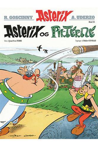 Asterix Nr. 35