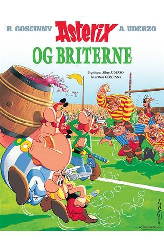 Asterix Luksusudgave Nr. 5 - 4. udg. 1. opl.
