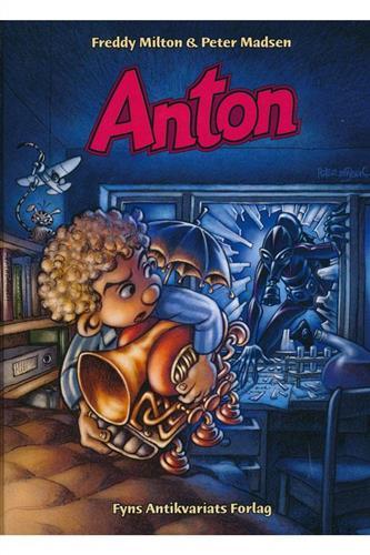 Anton (Signeret Og Nummereret)