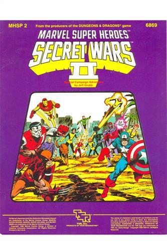Secret Wars II