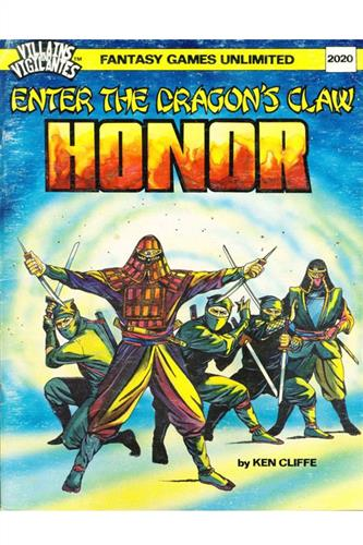 Honor: Enter the Dragon's Claw