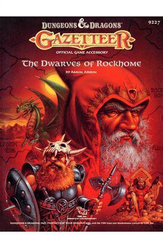 The Dwarves of Rockhome