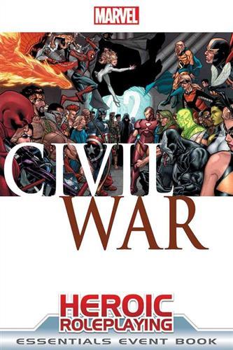 Civil War Essentials Event Book