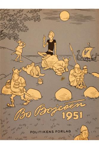 Bo Bojesen 1951 - 4. årgang