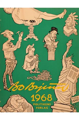 Bo Bojesen 1968 - 21. årgang