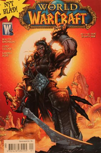 World of Warcraft 2008 Nr. 1