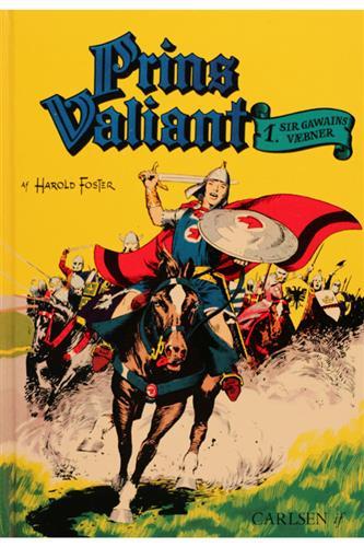 Prins Valiant Bøger - Anden Serie Nr. 1