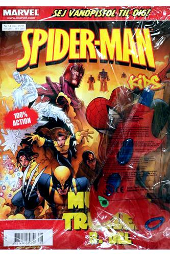 Spider-Man Kids Nr. 14 - Med Legetøj