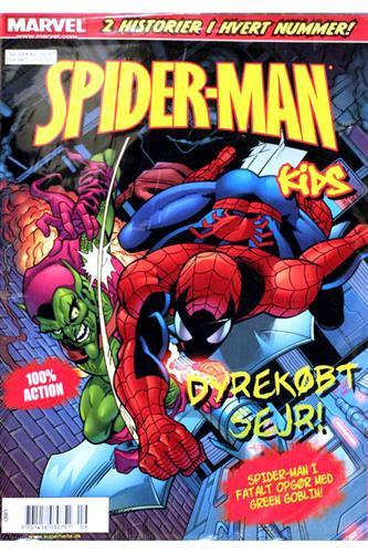Spider-Man Kids Nr. 15 - Med Legetøj