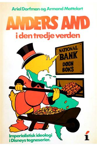 Anders And i Den Tredje Verden - Imperialistisk Ideologi I Disneys Tegneserier