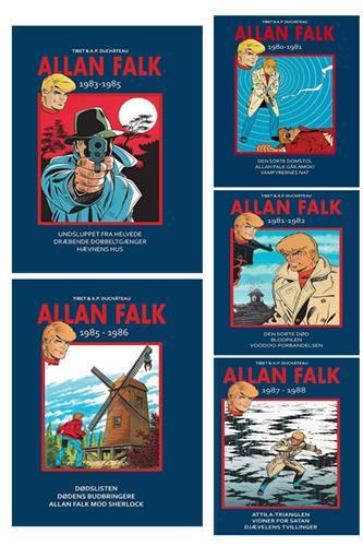 Allan Falk 1980-1988
