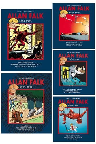 Allan Falk 1989-2000