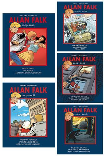 Allan Falk 2001-2010