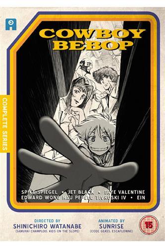 Cowboy Bebop - Complete (Ep. 1-26) DVD