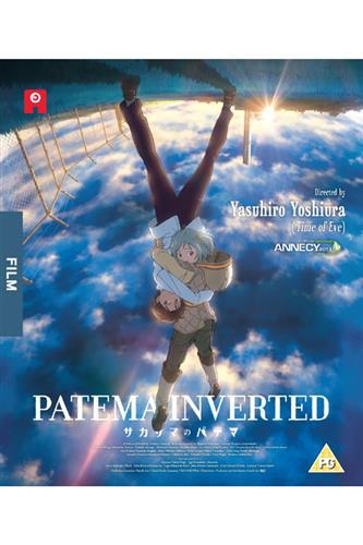 Patema Inverted (Blu-Ray)