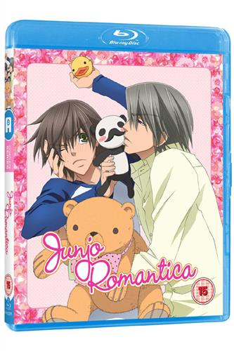 Junjo Romantica - Season 1 (Ep. 1-12) Blu-Ray