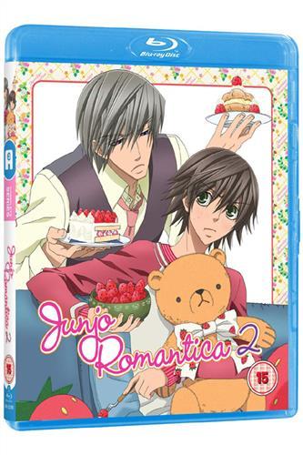 Junjo Romantica - Season 2 (Ep. 1-12) Blu-Ray