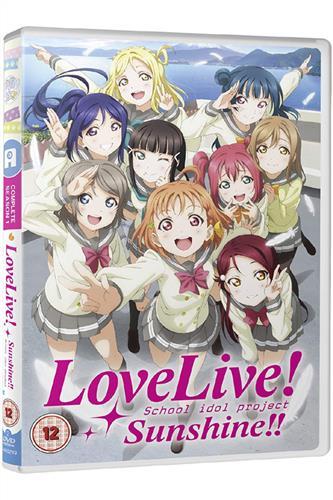 Love Live! Sunshine!! - Season 1 (Ep. 1-13) DVD