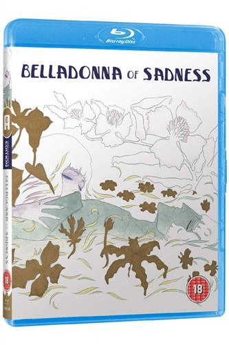 Belladonna of Sadness (Blu-Ray)