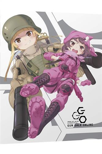 Sword Art Online Alternative: Gun Gale Part Two (Ep. 7-12) Blu-Ray Collector's E