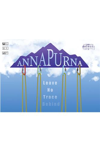 Annapurna - Leave No Trace Behind
