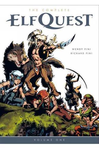 Complete Elfquest vol. 1: The Original Quest