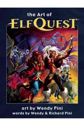Art of Elfquest HC