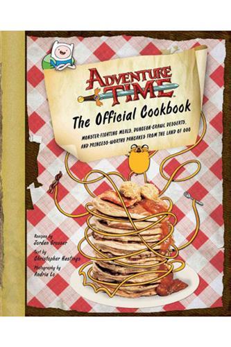 Adventure Time Official Cookbook HC