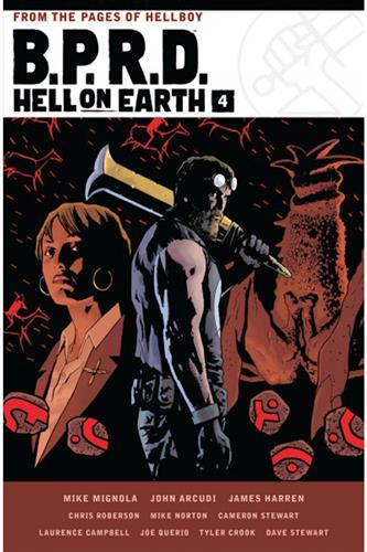 B.P.R.D. Hell On Earth Book 4 HC