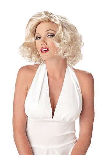 Marilyn hot, paryk