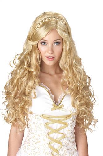 Gudinde Paryk, blond