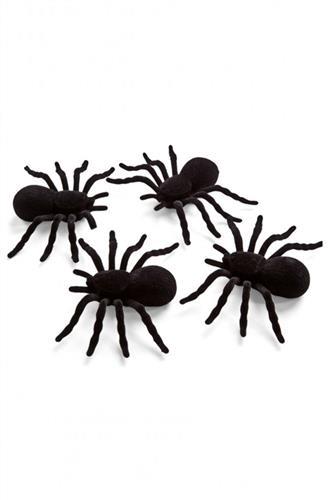 Sorte Edderkopper