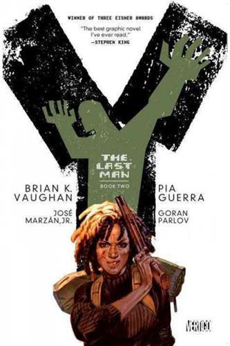 Y the Last Man Book 2