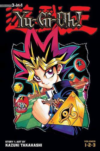 Yu-Gi-Oh 3-in-1 vol. 1 (vol. 1-3)